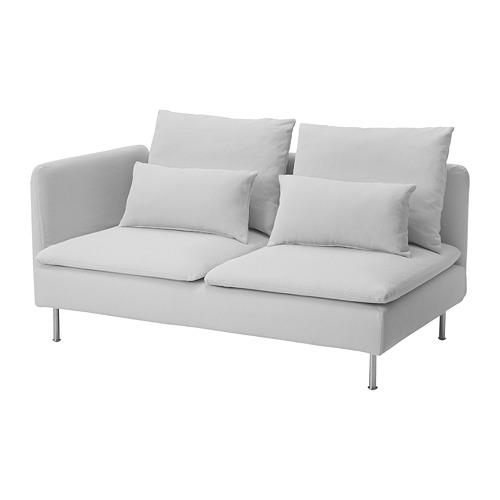 SÖDERHAMN - 小型開放式三座位梳化, Finnsta 白色 | IKEA 香港及澳門 - PE818433_S4