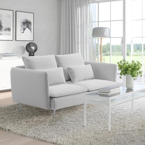 SÖDERHAMN - compact 3-seat sofa, Finnsta white | IKEA Hong Kong and Macau - PE818437_S4