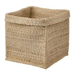 TJILLEVIPS - 貯物籃, 黃麻 | IKEA 香港及澳門 - PE763929_S3
