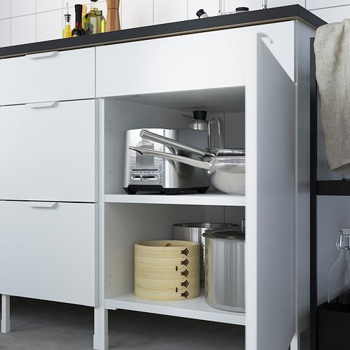 ENHET - 爐用地櫃, 白色 | IKEA 香港及澳門 - PE818580_S4