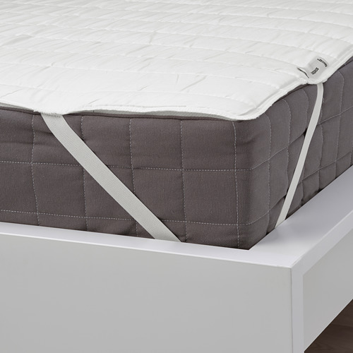 LUDDROS - 雙人床褥保護套 | IKEA 香港及澳門 - PE764183_S4