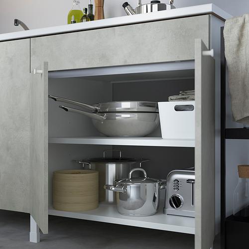 ENHET - 廚房, 仿混凝土 | IKEA 香港及澳門 - PE818618_S4