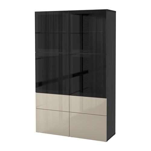BESTÅ 玻璃門貯物組合