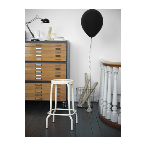 RÅSKOG - 高腳凳, 椅座高度63cm, 米黃色 | IKEA 香港及澳門 - PH127443_S4