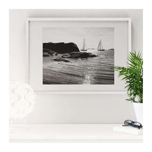 RIBBA - 畫框, 白色 | IKEA 香港及澳門 - PE560067_S4