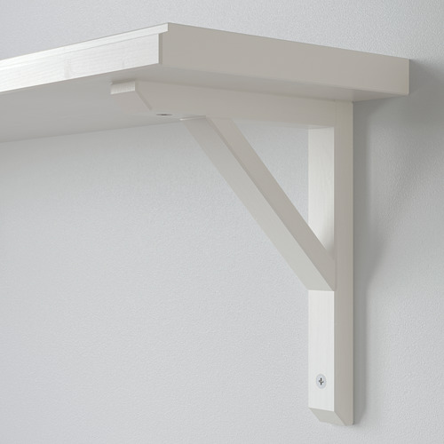 TRANHULT/SANDSHULT - wall shelf, white stained aspen | IKEA Hong Kong and Macau - PE764271_S4