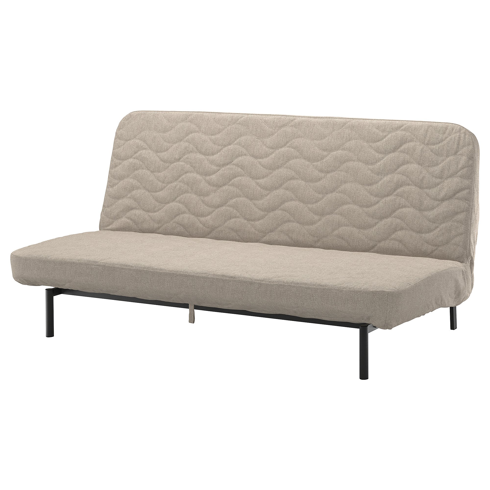 Nyhamn Cover For 3 Seat Sofa Bed Hyllie Beige Ikea Hong Kong And Macau