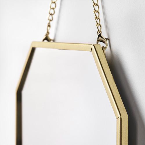 LASSBYN - 鏡,2件套裝, 金色 | IKEA 香港及澳門 - PE767403_S4