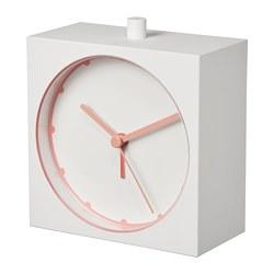 BAJK - 鬧鐘, 白色 | IKEA 香港及澳門 - PE767379_S3
