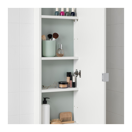 LILLÅNGEN - wall cabinet with 1 door, white | IKEA Hong Kong and Macau - PE673770_S4