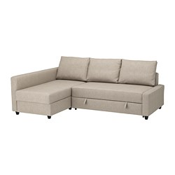 FRIHETEN - corner sofa-bed with storage, hyllie beige | IKEA Hong Kong and Macau - PE723174_S3