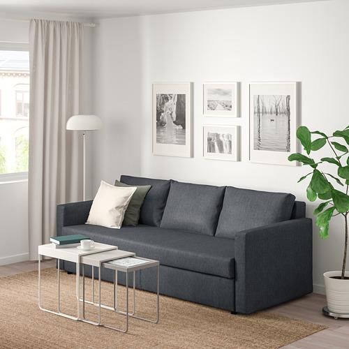 FRIHETEN - 3-seat sofa-bed with storage, hyllie dark grey | IKEA Hong Kong and Macau - PE723191_S4