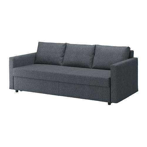 FRIHETEN - 3-seat sofa-bed with storage, hyllie dark grey | IKEA Hong Kong and Macau - PE723188_S4