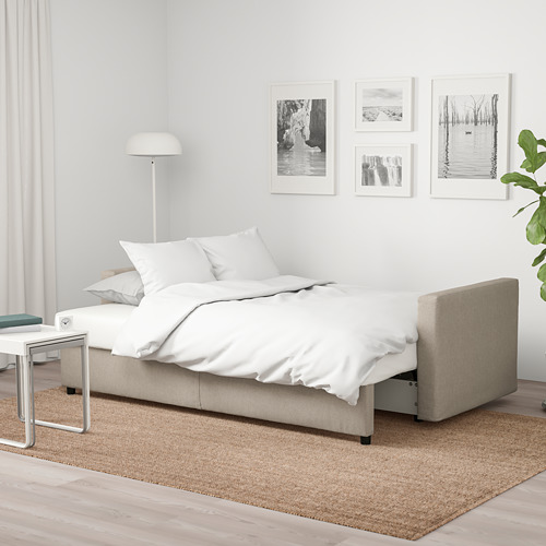 FRIHETEN 3-seat sofa-bed with storage