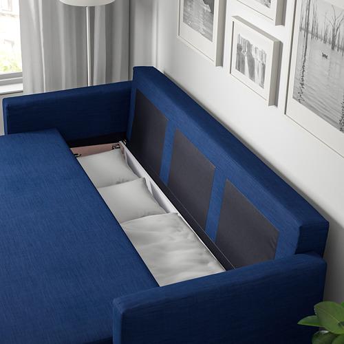 FRIHETEN - 3-seat sofa-bed with storage, skiftebo blue | IKEA Hong Kong and Macau - PE723199_S4