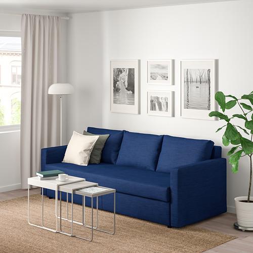 FRIHETEN - 3-seat sofa-bed with storage, skiftebo blue | IKEA Hong Kong and Macau - PE723201_S4
