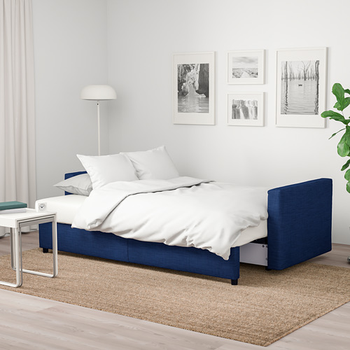 FRIHETEN - 3-seat sofa-bed with storage, skiftebo blue | IKEA Hong Kong and Macau - PE723202_S4