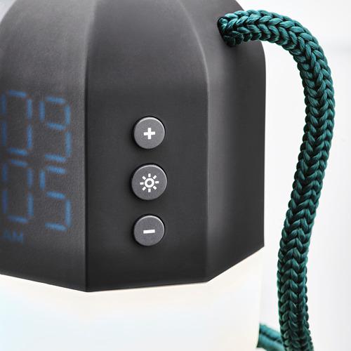 FNURRA - alarm clock/wake-up light, grey | IKEA Hong Kong and Macau - PE767375_S4