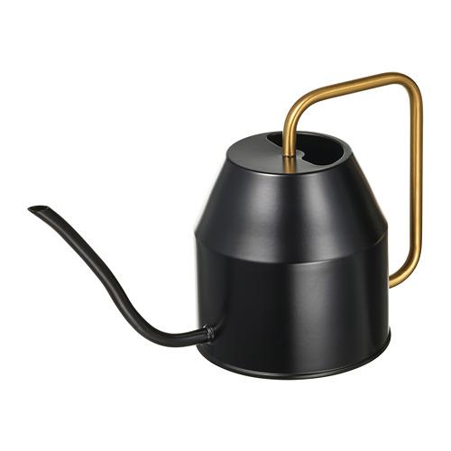 VATTENKRASSE - 澆水壺, 黑色/金色 | IKEA 香港及澳門 - PE821006_S4