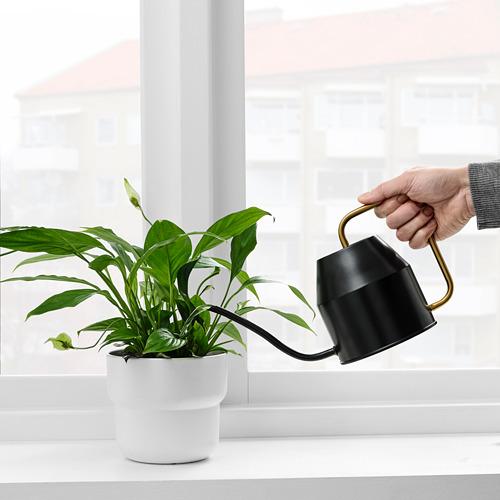 VATTENKRASSE - 澆水壺, 黑色/金色 | IKEA 香港及澳門 - PE821007_S4