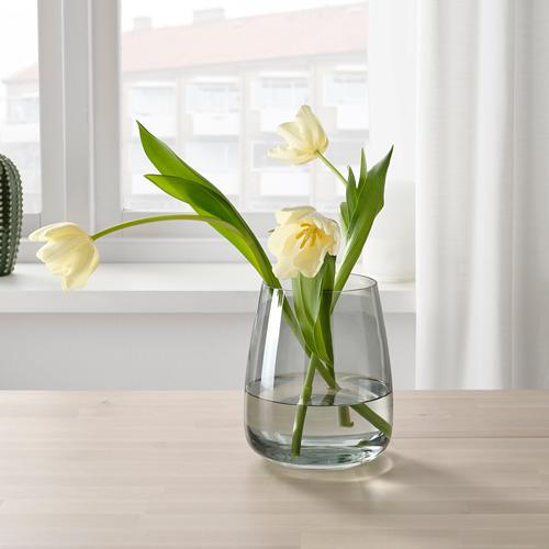 BERÄKNA - 花瓶, 淺灰色 | IKEA 香港及澳門 - PE818818_S4