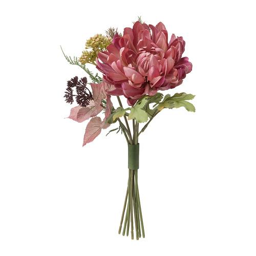 SMYCKA - 人造花, 室內/戶外用/菊花 紫色 | IKEA 香港及澳門 - PE818871_S4