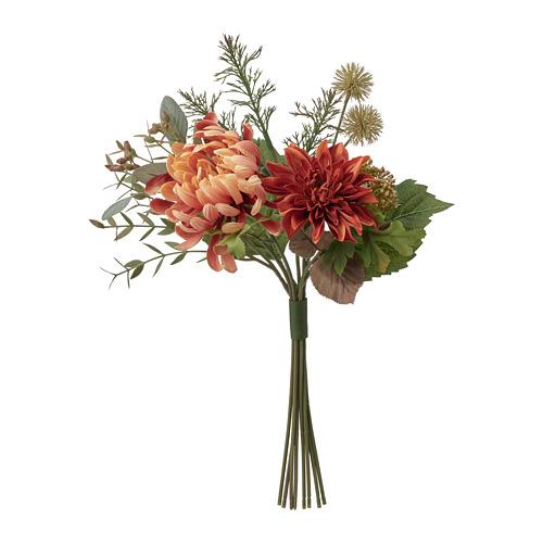 SMYCKA - 人造花, 室內/戶外用/菊花 橙色 | IKEA 香港及澳門 - PE818884_S4