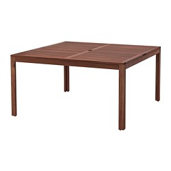 ÄPPLARÖ - table, outdoor, brown stained | IKEA Hong Kong and Macau - PE723352_S3