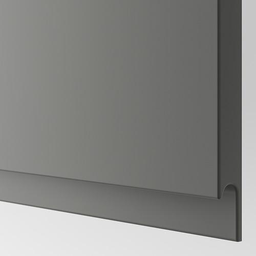VÄSTERVIKEN - 門/抽屜面板, 深灰色 | IKEA 香港及澳門 - PE819034_S4