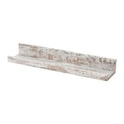 MOSSLANDA - 層架, 白色 染白松木紋   IKEA 香港及澳門 - PE819076_S3