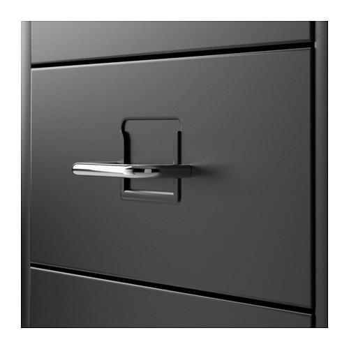 HELMER - 活動抽屜組合, 28x43x69cm, 黑色 | IKEA 香港及澳門 - PE624598_S4