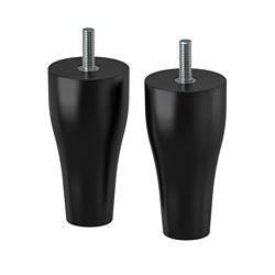 KABBARP - leg, black | IKEA Hong Kong and Macau - PE819092_S3