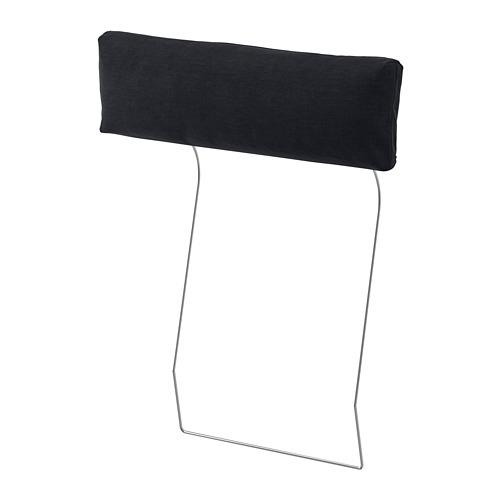 VIMLE - 頭墊套, Saxemara 藍黑色 | IKEA 香港及澳門 - PE819109_S4