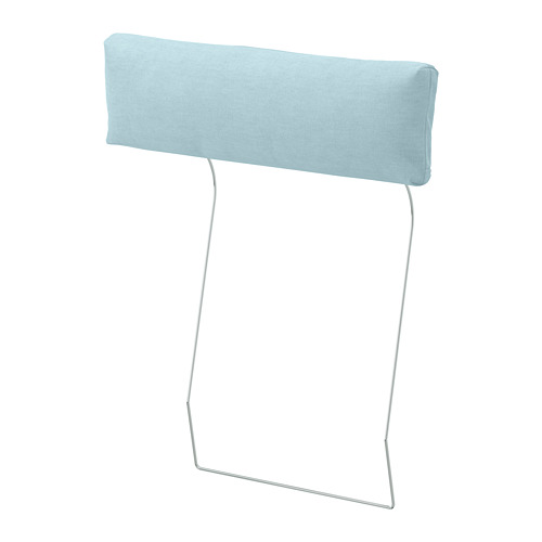 VIMLE - cover for headrest, Saxemara light blue | IKEA Hong Kong and Macau - PE819108_S4