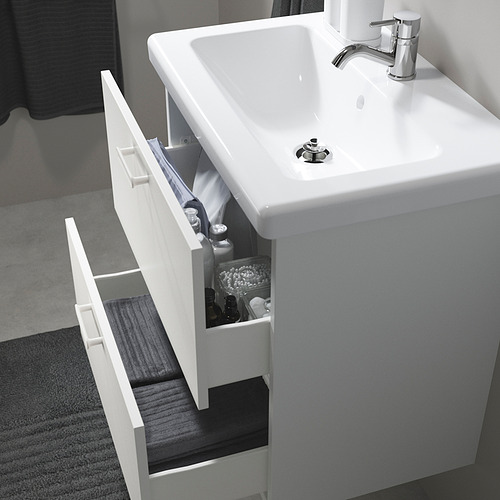 TVÄLLEN/ENHET - 浴室貯物組合 13件裝, white/Pilkån tap   IKEA 香港及澳門 - PE819153_S4