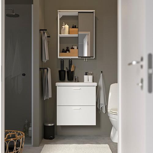 TVÄLLEN/ENHET - 浴室貯物組合 13件裝, white/Pilkån tap   IKEA 香港及澳門 - PE819204_S4