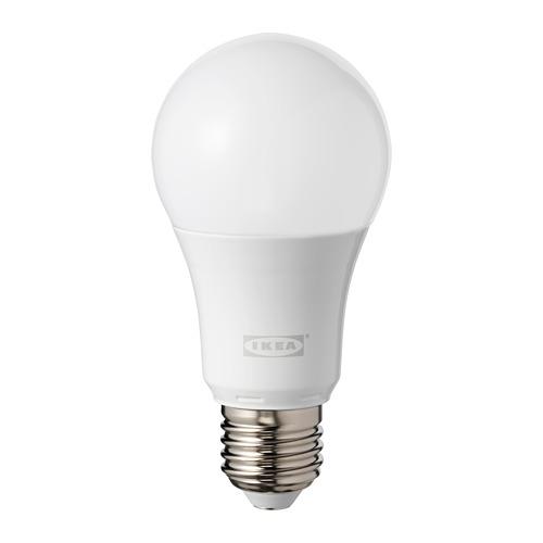 TRÅDFRI LED燈膽E27 600流明