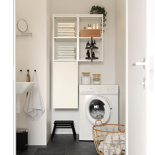 ENHET - 上牆式貯物架組合, 白色   IKEA 香港及澳門 - PE819265_S4