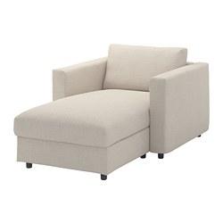 VIMLE - chaise longue, Gunnared beige   IKEA Hong Kong and Macau - PE723586_S3