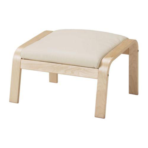 POÄNG - footstool cushion, Glose eggshell | IKEA Hong Kong and Macau - PE163258_S4