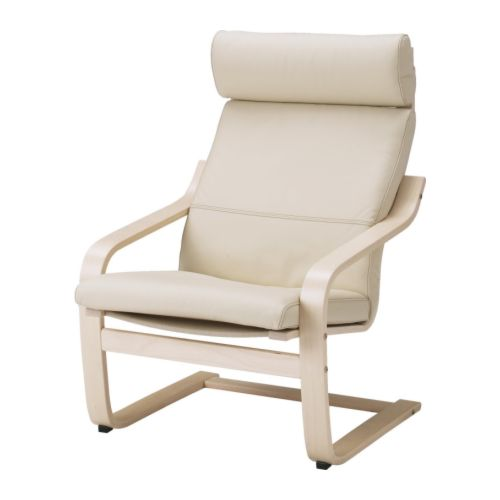 POÄNG - armchair, birch veneer/Glose eggshell | IKEA Hong Kong and Macau - PE163266_S4