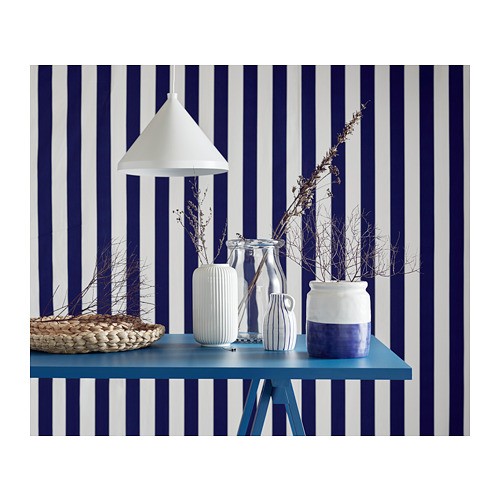 GODTAGBAR - 花瓶, 陶瓷 白色/藍色   IKEA 香港及澳門 - PH163724_S4