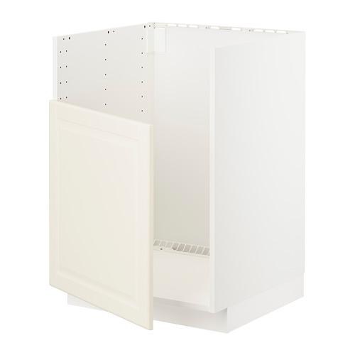 METOD - base cabinet f BREDSJÖN sink, white/Bodbyn off-white | IKEA Hong Kong and Macau - PE723726_S4