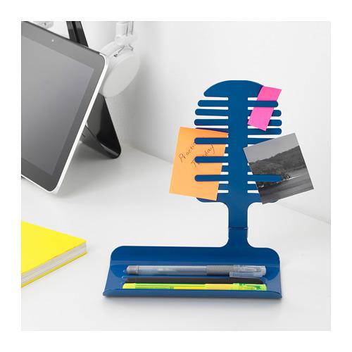 MÖJLIGHET - pen/picture holder, blue | IKEA Hong Kong and Macau - PE723769_S4