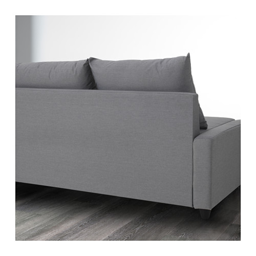 FLYBACKEN three-seat sofa-bed