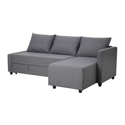 FLYBACKEN - three-seat sofa-bed, Vissle grey | IKEA Hong Kong and Macau - PE625010_S3