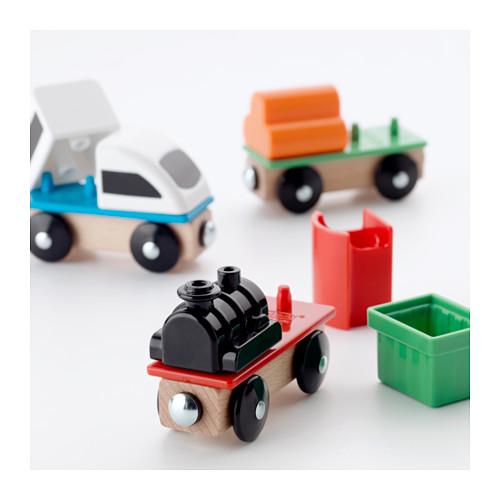 LILLABO - 火車玩具組合, 3件套裝 | IKEA 香港及澳門 - PE625229_S4