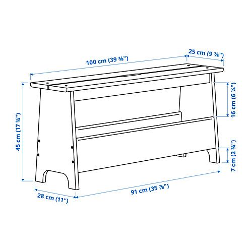PERJOHAN - bench with storage, pine | IKEA Hong Kong and Macau - PE819488_S4