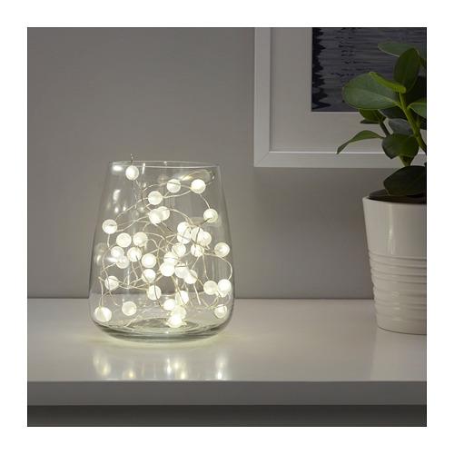 SNÖYRA 40頭LED裝飾燈串