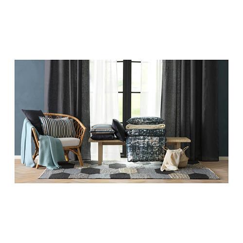 KOLLUND - rug, flatwoven, handmade grey   IKEA Hong Kong and Macau - PH146268_S4